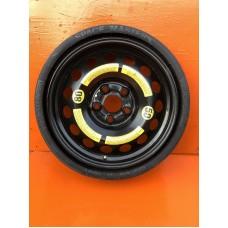 Докатка Запаска R17 Volkswagen Touareg 2003-09 запасное колесо