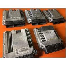 Блок управления двигателем Мозги ЕБУ ЭБУ VW Touareg / Audi Q7 / Ку7