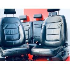 Салон Сиденья Сидіння Сидение Volkswagen Touareg 7P NF 7Р 2010-2014