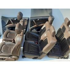Салон Сиденье Сидіння Сидение 6 мест Audi Q7 / Ауди Ку7 2005-2015