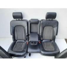 Салон Audi Q7 S-Line Кожа+Алькантара Сидение Сидіння Ауди Кю7 Ку7