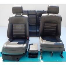 Салон Сиденья Сидіння Сидения Volkswagen Touareg 2003-2009 г.в.