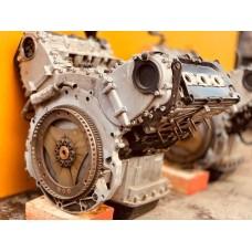 Двигатель двигун мотор Audi Q7 3.0 TDi BKS BUG Ауди Ку7