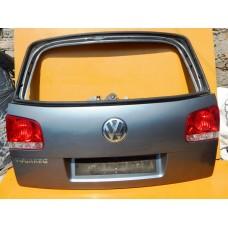 Ляда Крышка багажника Задняя дверь Volkswagen Touareg 2003-2009 г.в.