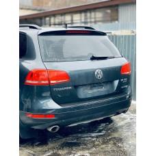 Дверь двери двері кришка багажника ляда Volkswagen Touareg 2010-2014г