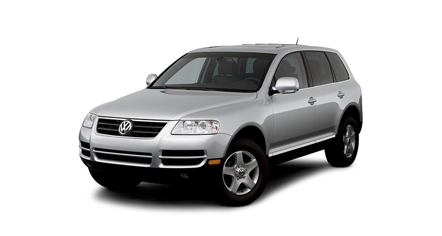 Volkswagen Touareg 2003-2006