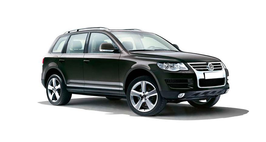 Volkswagen Touareg 2007-2009