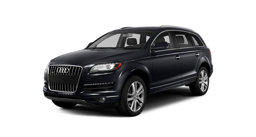 Audi Q7 2010-2014